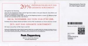 peek & cloppenburg VIP2
